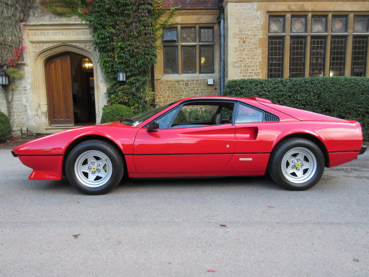 1983 SOLD-Another required Ferrari 308 GTB QV For Sale (picture 2 of 6)