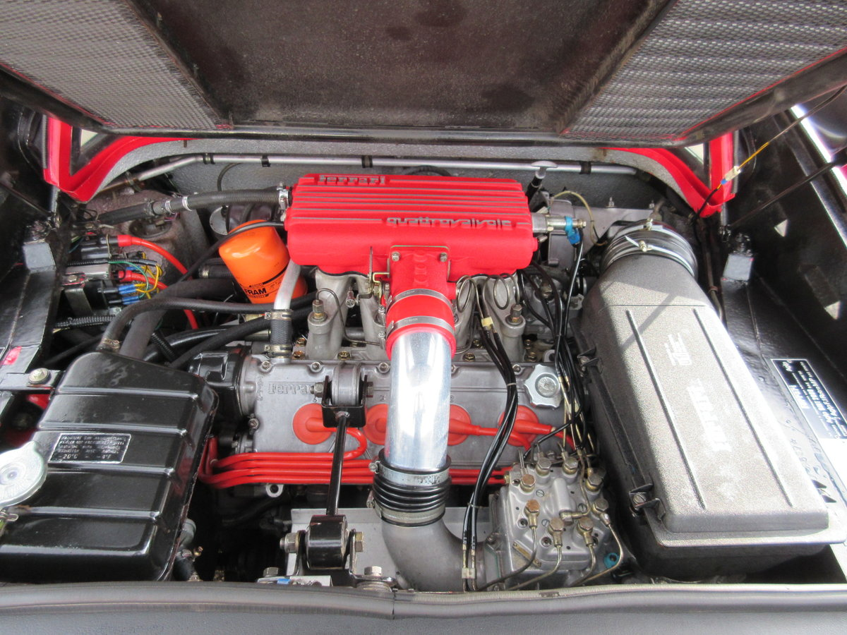 1983 SOLD-Another required Ferrari 308 GTB QV For Sale (picture 5 of 6)