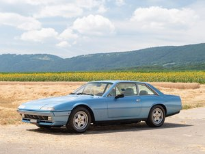 1986 Ferrari 412  For Sale by Auction