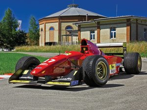 1994 Ferrari 412 T1  For Sale by Auction