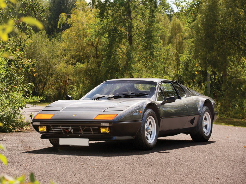 1984 Ferrari 512 BBi  For Sale by Auction (picture 1 of 6)