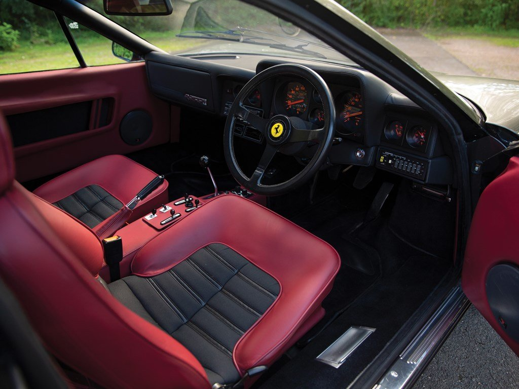 1984 Ferrari 512 BBi  For Sale by Auction (picture 4 of 6)