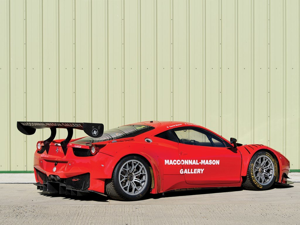 2012 Ferrari 458 GT3  For Sale by Auction (picture 2 of 6)