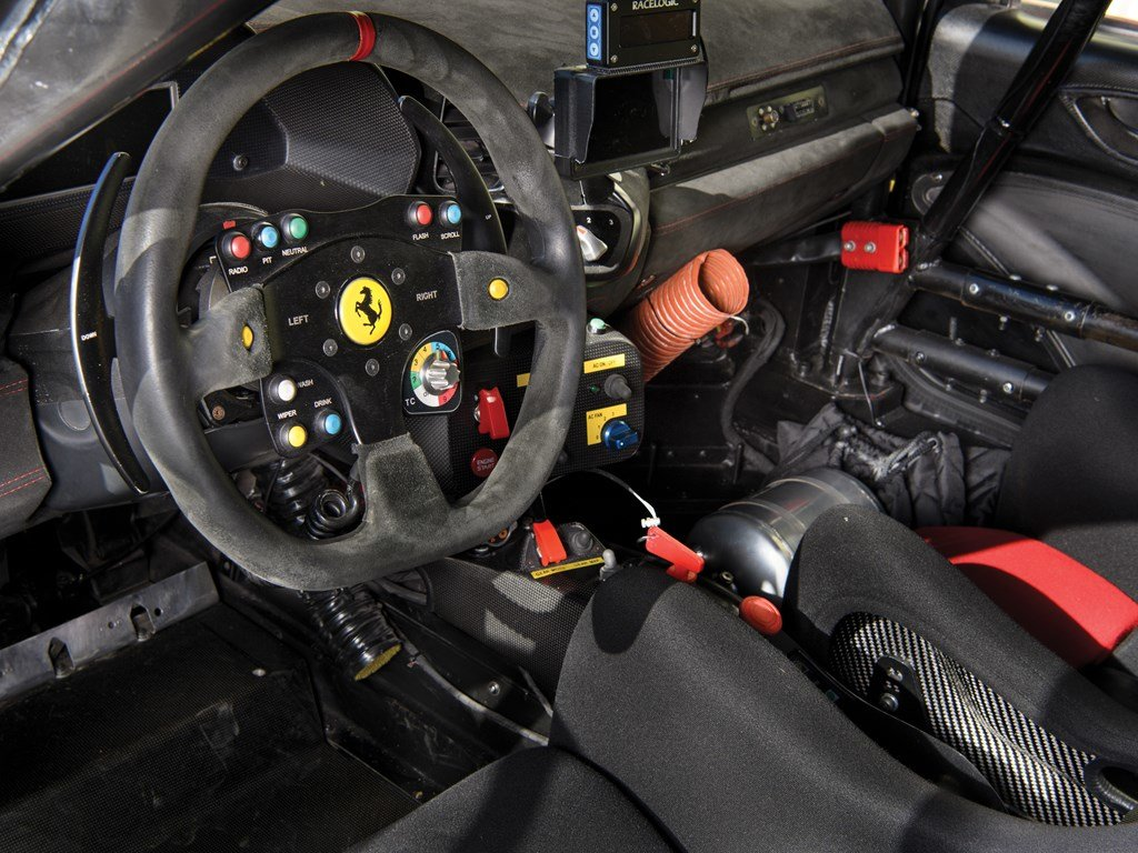 2012 Ferrari 458 GT3  For Sale by Auction (picture 4 of 6)