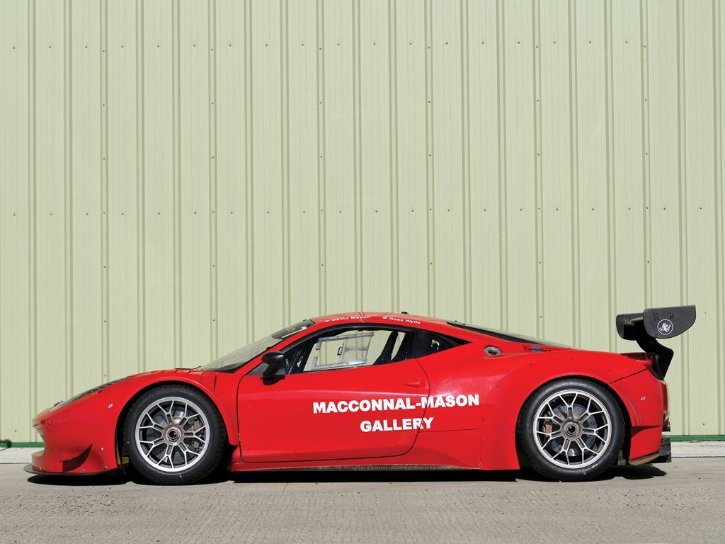 2012 Ferrari 458 GT3  For Sale by Auction (picture 5 of 6)