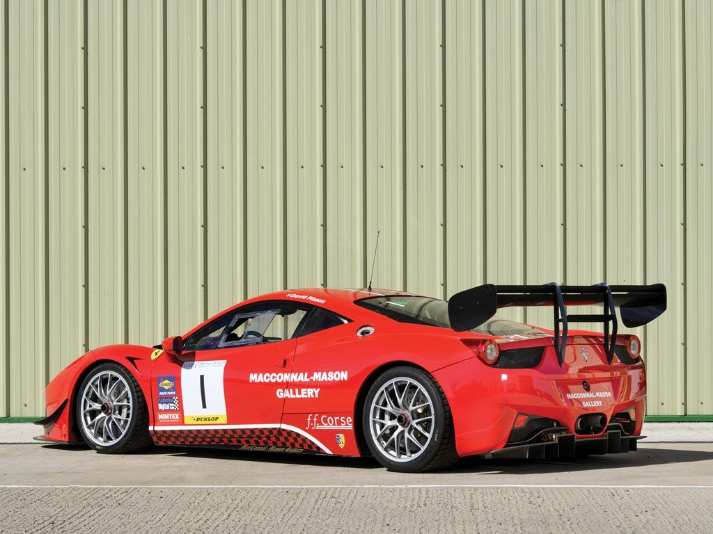 2011 Ferrari 458 Challenge  For Sale by Auction (picture 2 of 6)