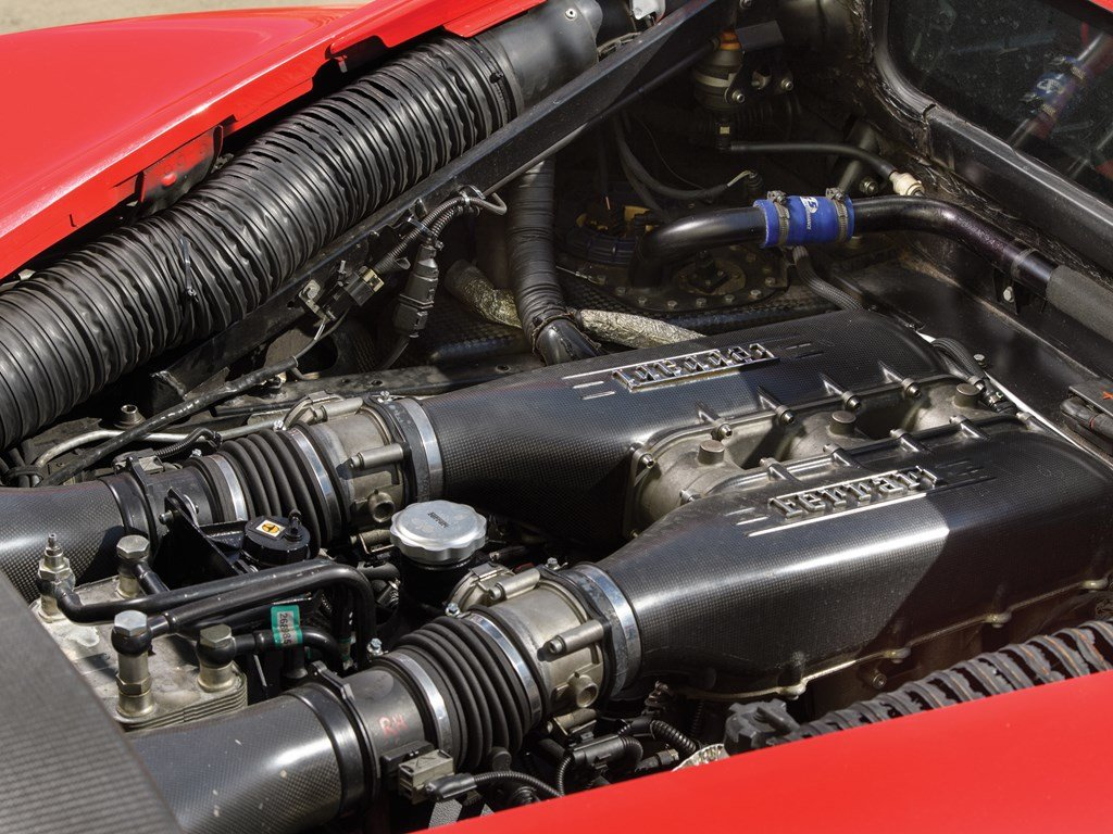 2011 Ferrari 458 Challenge  For Sale by Auction (picture 3 of 6)