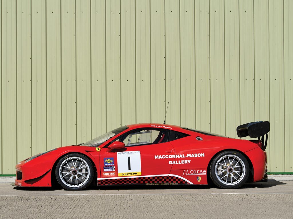 2011 Ferrari 458 Challenge  For Sale by Auction (picture 5 of 6)