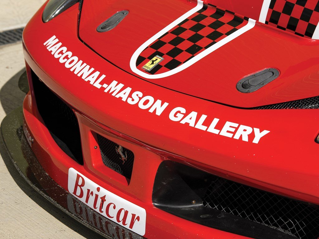 2011 Ferrari 458 Challenge  For Sale by Auction (picture 6 of 6)