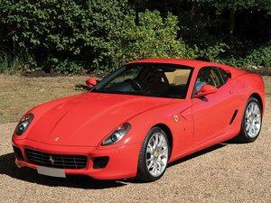 2007 Ferrari 599 GTB  For Sale by Auction