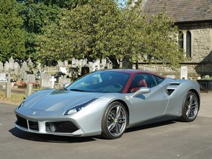 2018 Ferrari 488 GTB 70th Anniversary  For Sale by Auction