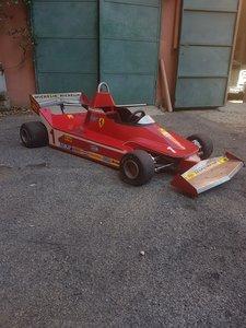 1977 Ferrari 312 T2 petrol car for children Lauda For Sale