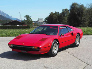1976 Ferrari 308 GTB Vetroresina For Sale by Auction