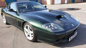 2002 Ferrari 575M Extremely rare Manual!