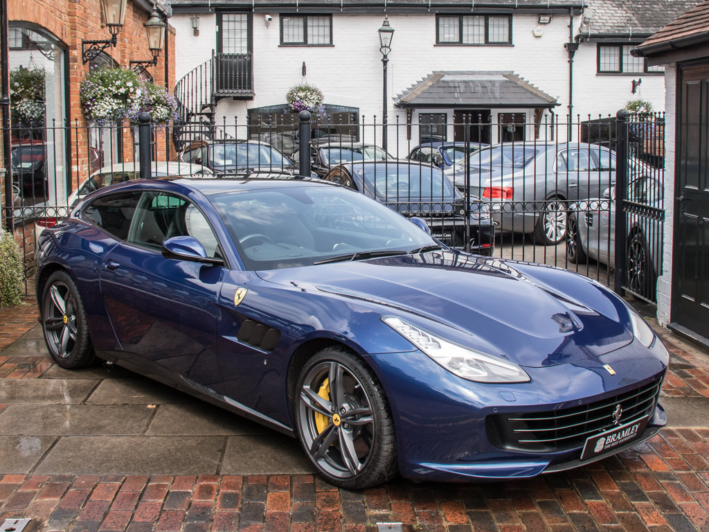 2018 Ferrari  Other  GTC4Lusso - V12 For Sale (picture 2 of 18)