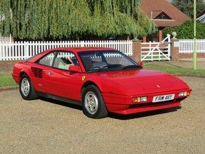 1983 Ferrari Mondial Quattrovalvole at ACA 2nd November For Sale