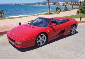 1996 Ferrari F355 - RECENT MAJOR SERVICE - LHD