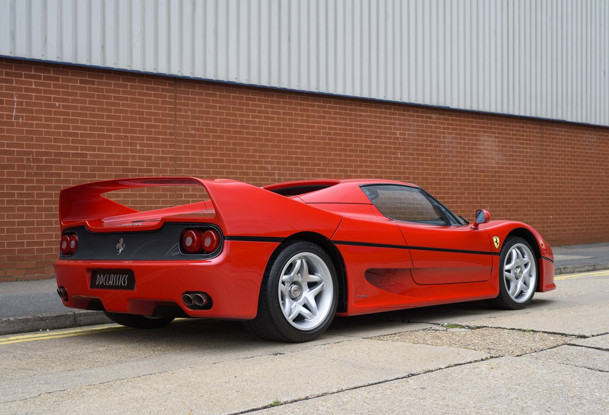1997 Ferrari F50 (LHD) for sale in London For Sale (picture 3 of 24)