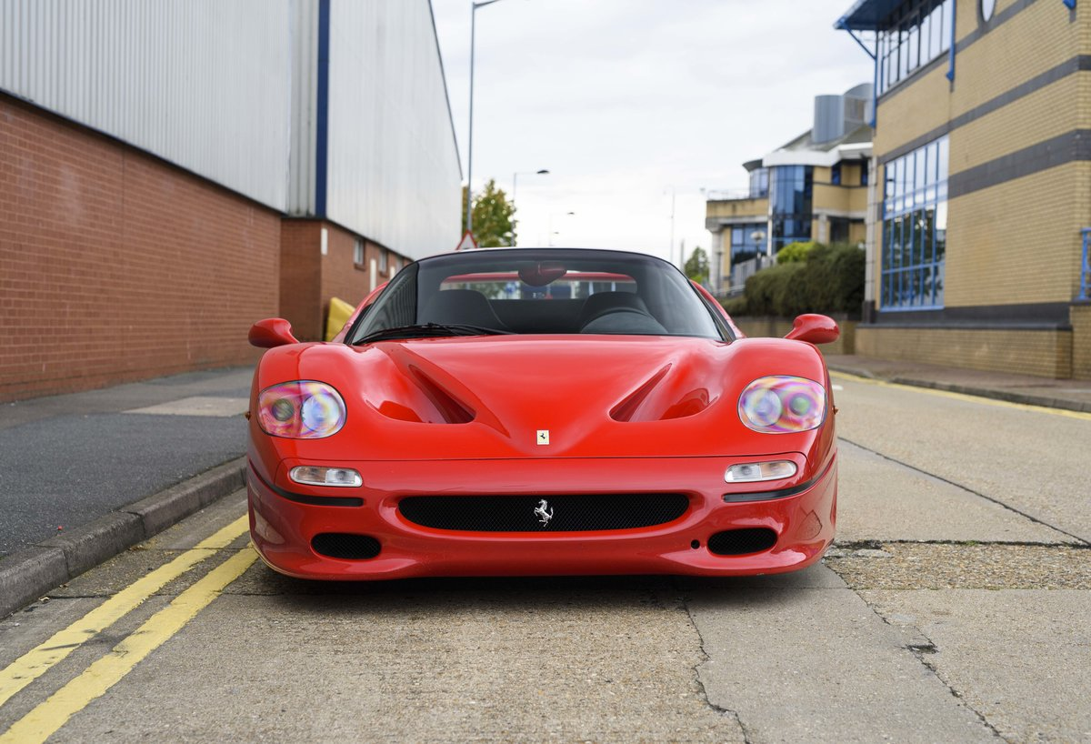 1997 Ferrari F50 (LHD) for sale in London For Sale (picture 7 of 24)
