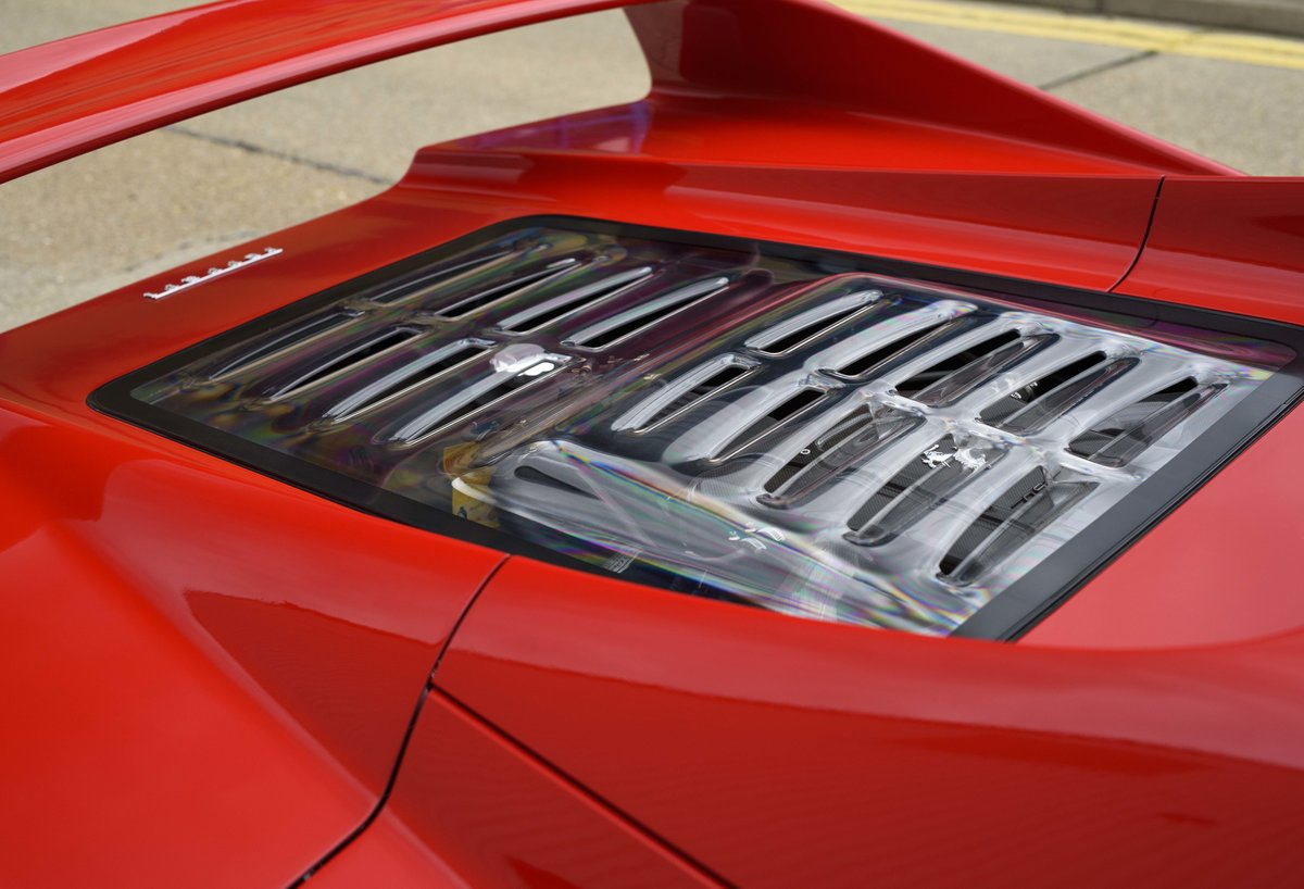 1997 Ferrari F50 (LHD) for sale in London For Sale (picture 13 of 24)