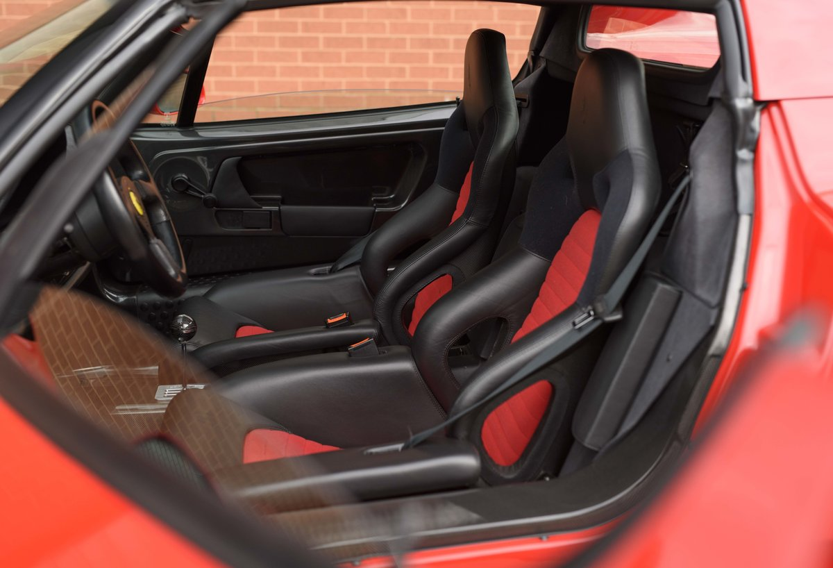 1997 Ferrari F50 (LHD) for sale in London For Sale (picture 19 of 24)
