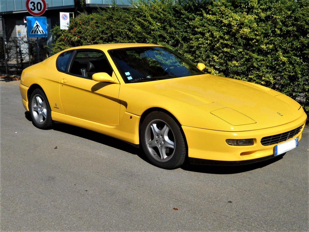 1995 Ferrari 456 GT For Sale (picture 1 of 6)