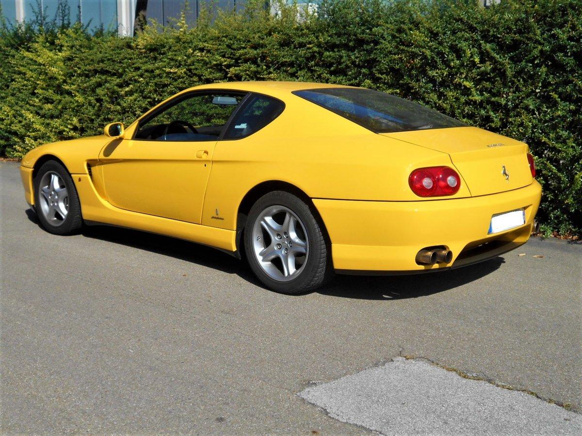 1995 Ferrari 456 GT For Sale (picture 4 of 6)