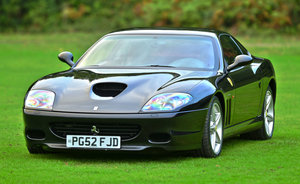 2003 Ferrari 575M Maranello F1 'Fiorano' (LHD) For Sale