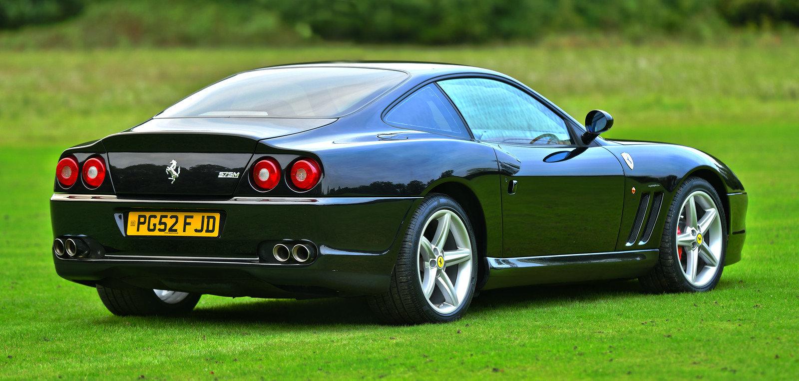 2003 Ferrari 575M Maranello F1 'Fiorano' (LHD) For Sale (picture 3 of 6)