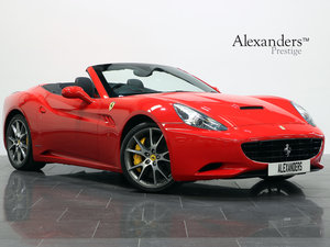 2009 09 59 FERRARI CALIFORNIA 4.3 F1 AUTO For Sale