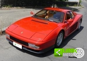 1991 Ferrari Testarossa ASI For Sale