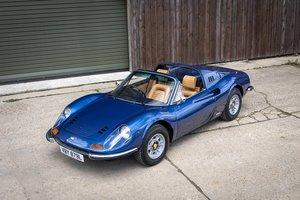1973 Ferrari 246 'Dino' GTS - RHD For Sale