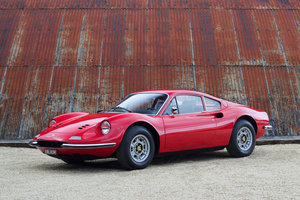 Picture of 1972 Ferrari Dino 246 GT - Classiche Certified & Restored For Sale