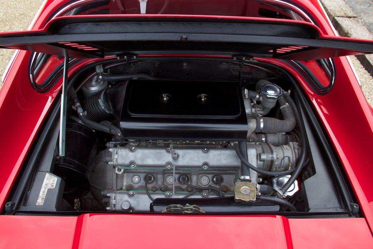 1972 Ferrari Dino 246 GT - Classiche Certified & Restored For Sale (picture 5 of 6)