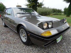 Ferrari 400 GT Automatica del 1978