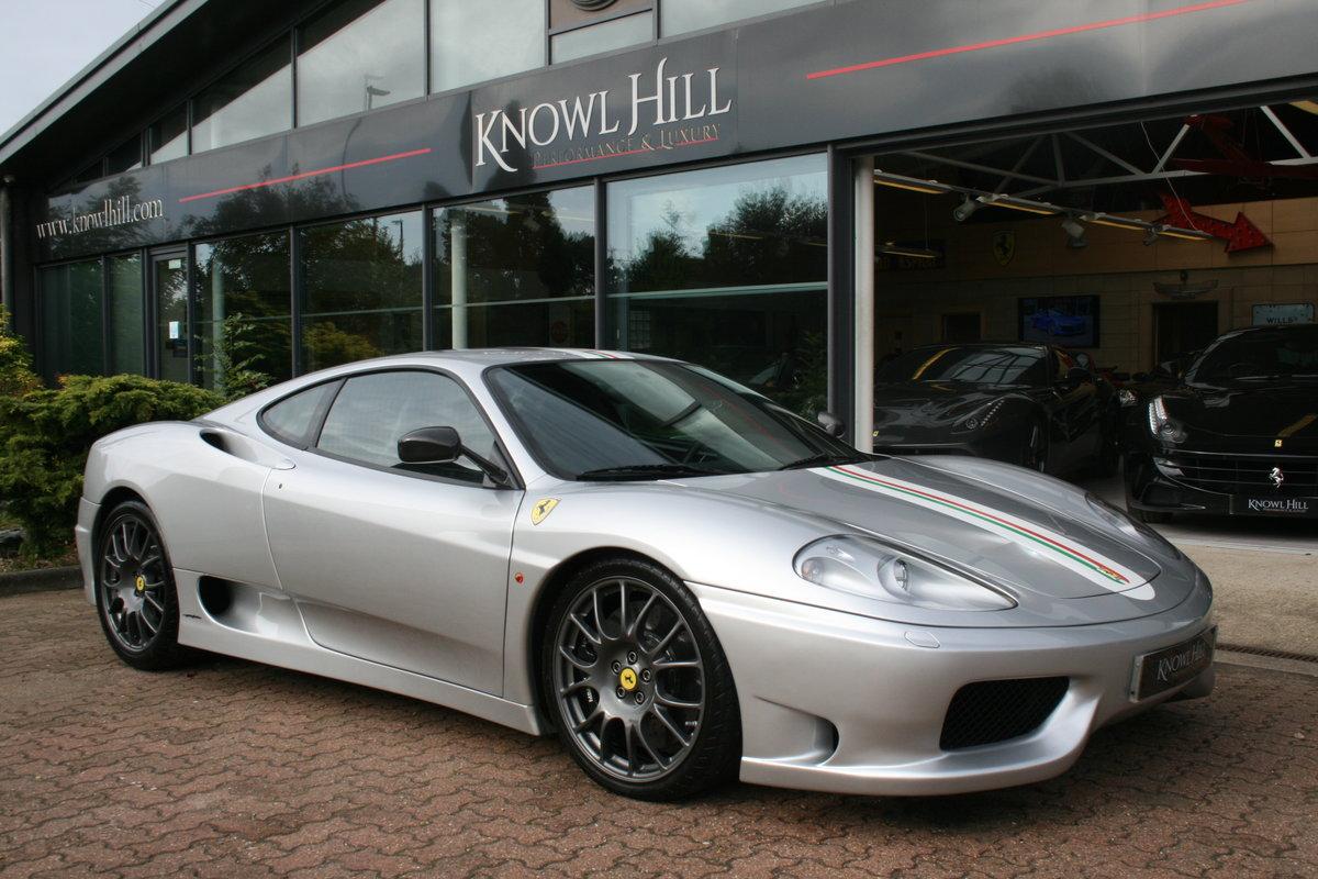 2005 Ferrari 360 3.6 Challenge Stradale F1 For Sale (picture 1 of 5)