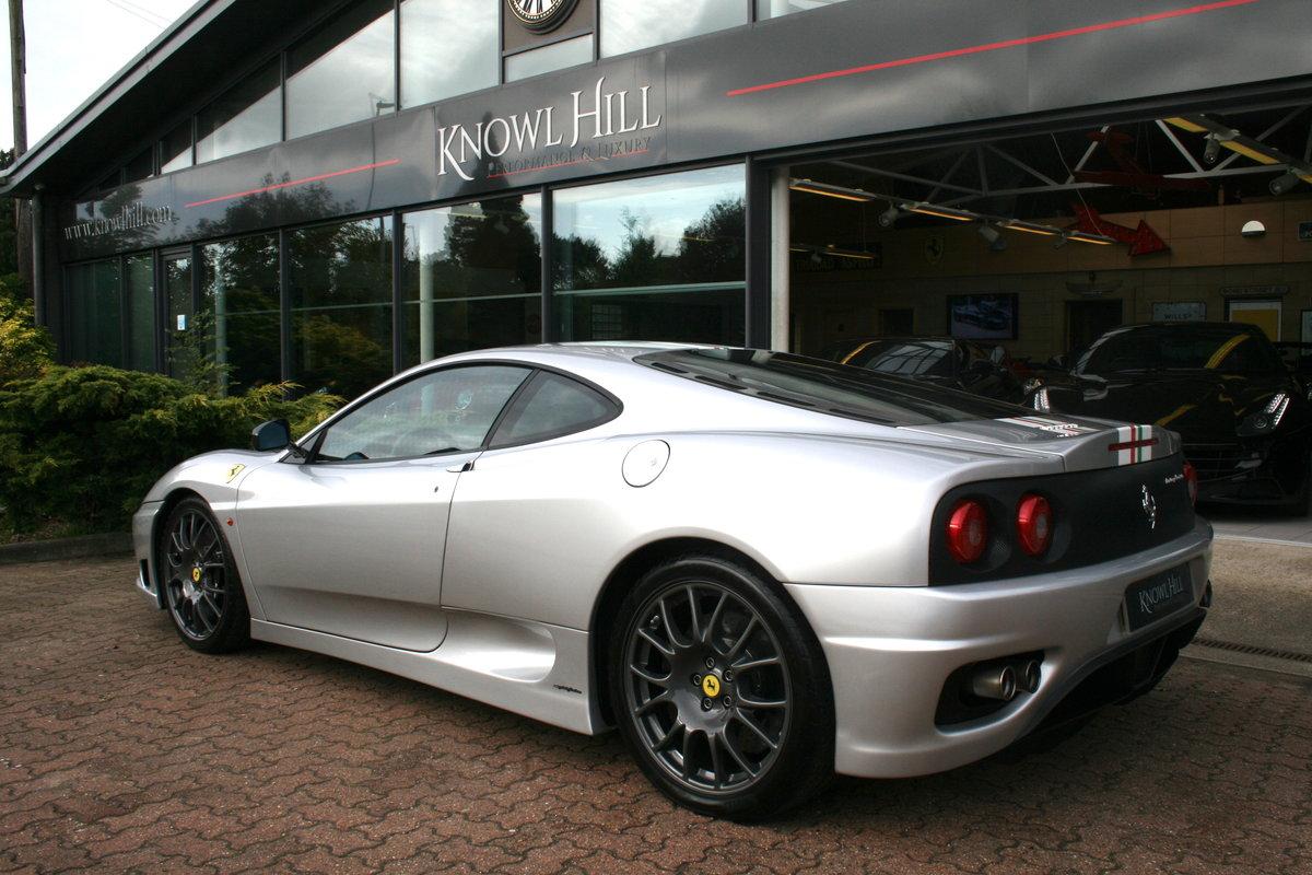 2005 Ferrari 360 3.6 Challenge Stradale F1 For Sale (picture 2 of 5)