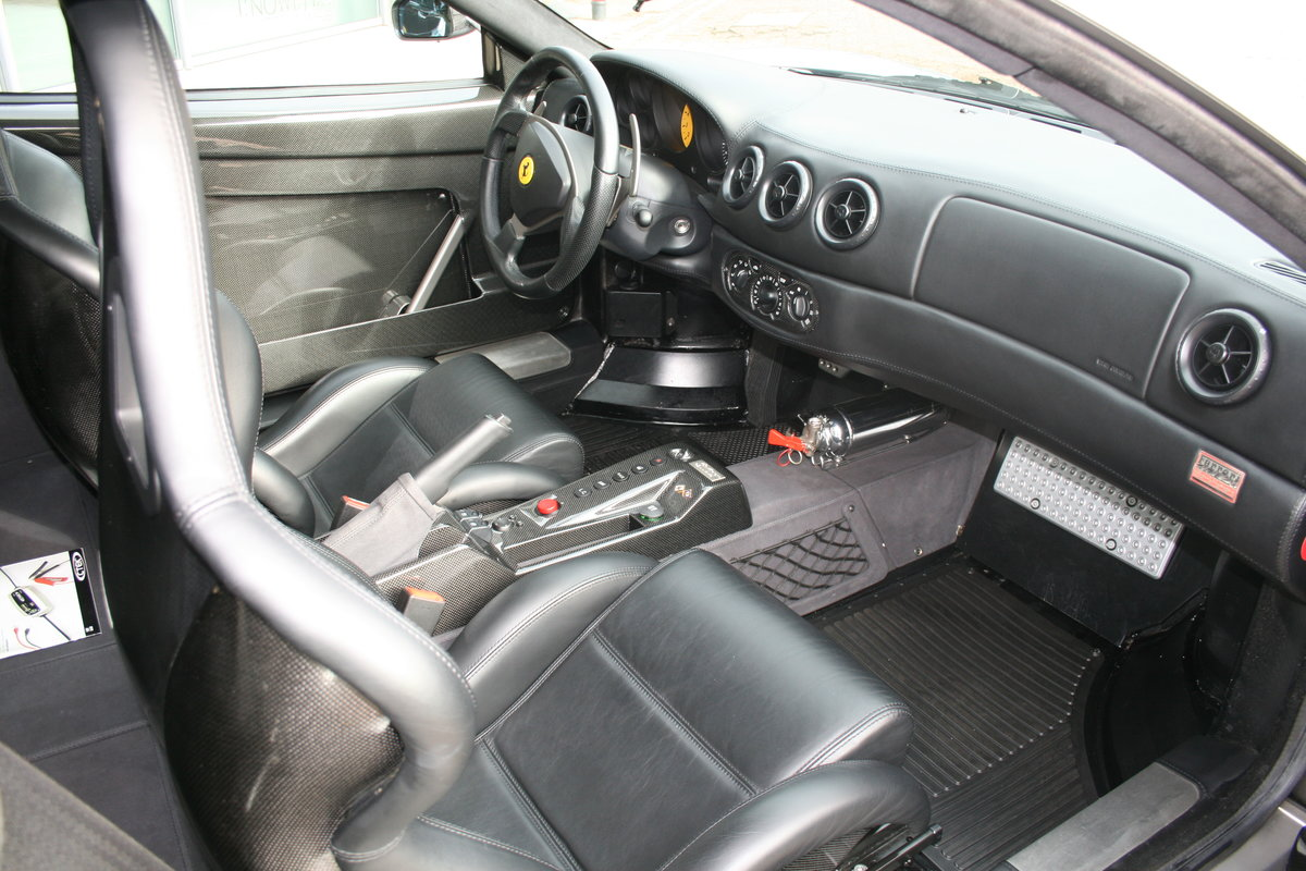 2005 Ferrari 360 3.6 Challenge Stradale F1 For Sale (picture 3 of 5)
