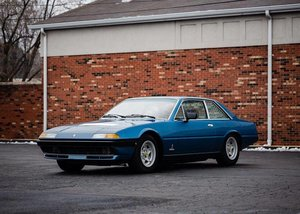 1978 Ferrari 400 GT 5 Speed Manual 6 Carburetor