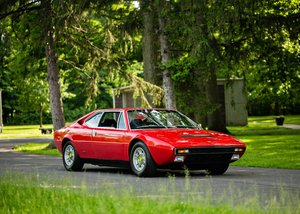 1974 Ferrari 308GT4 Euro Series 1 leather, AC, PW