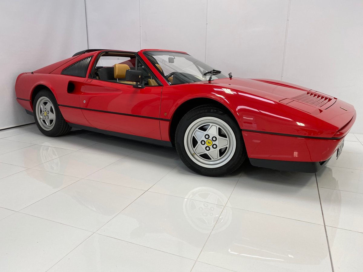 1989 RHD Only 16,826 Miles! Outstanding Condition and History! For Sale (picture 1 of 6)