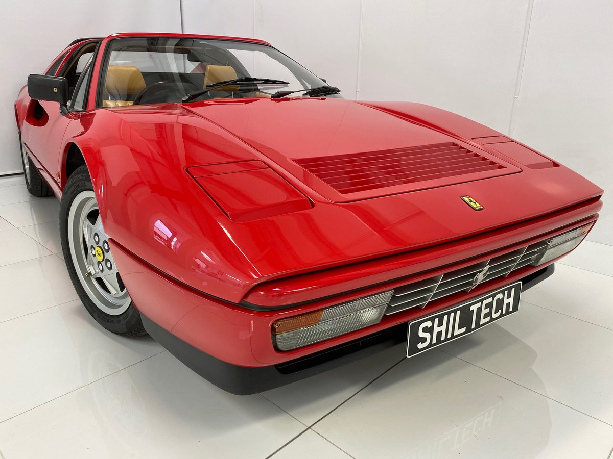 1989 RHD Only 16,826 Miles! Outstanding Condition and History! For Sale (picture 4 of 6)