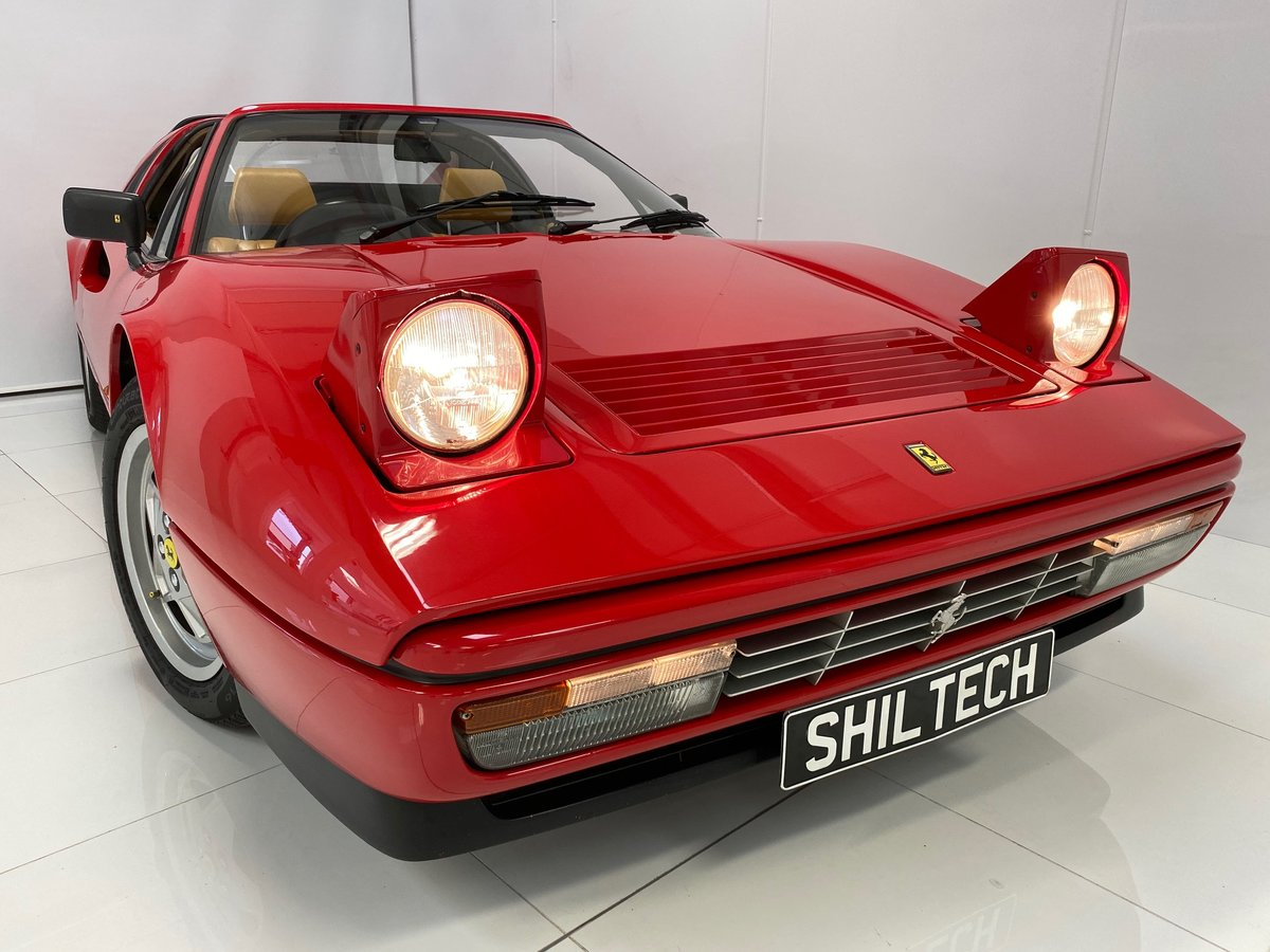 1989 RHD Only 16,826 Miles! Outstanding Condition and History! For Sale (picture 6 of 6)