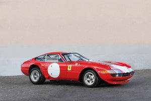 1972  Ferrari 365 GTB4 Daytona Competizione