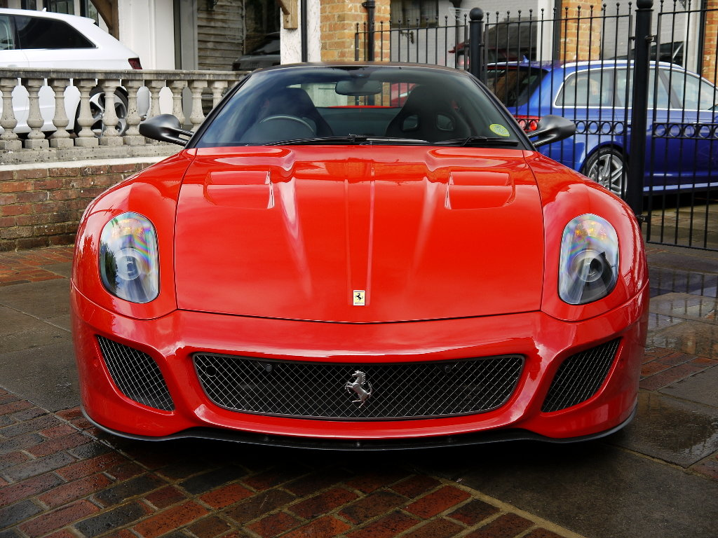 2011 Ferrari    599 GTO - Right Hand Drive For Sale (picture 3 of 12)