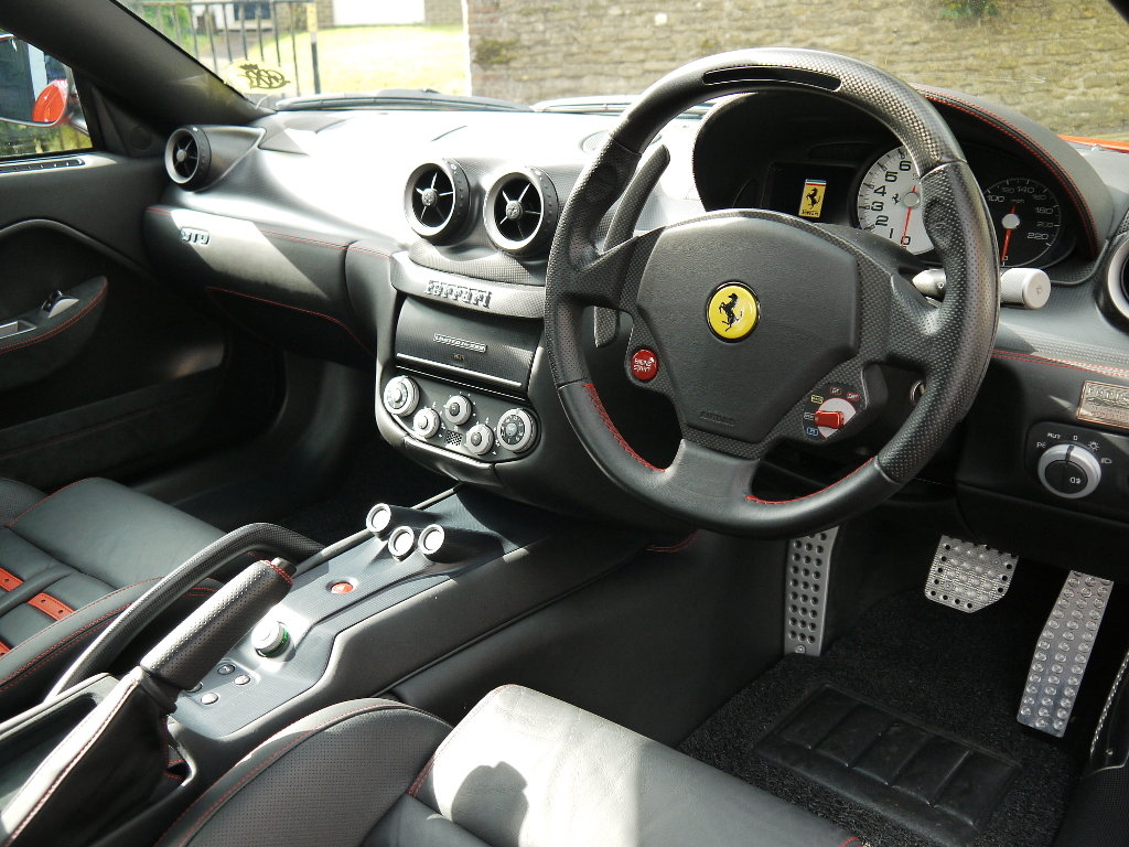 2011 Ferrari    599 GTO - Right Hand Drive For Sale (picture 8 of 12)