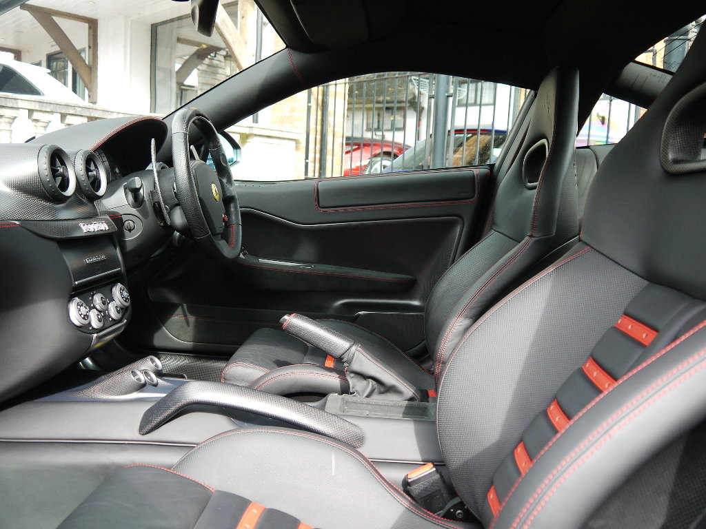 2011 Ferrari    599 GTO - Right Hand Drive For Sale (picture 9 of 12)
