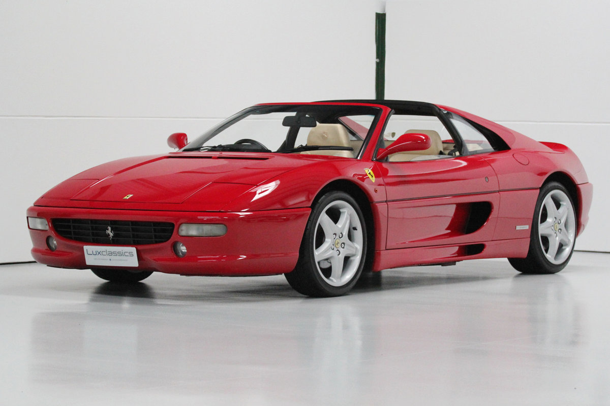 SOLD 1997 Ferrari F355 GTS RHD SOLD For Sale (picture 1 of 6)