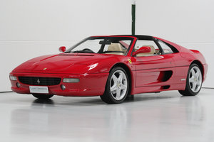 1997 Ferrari F355 GTS RHD For Sale