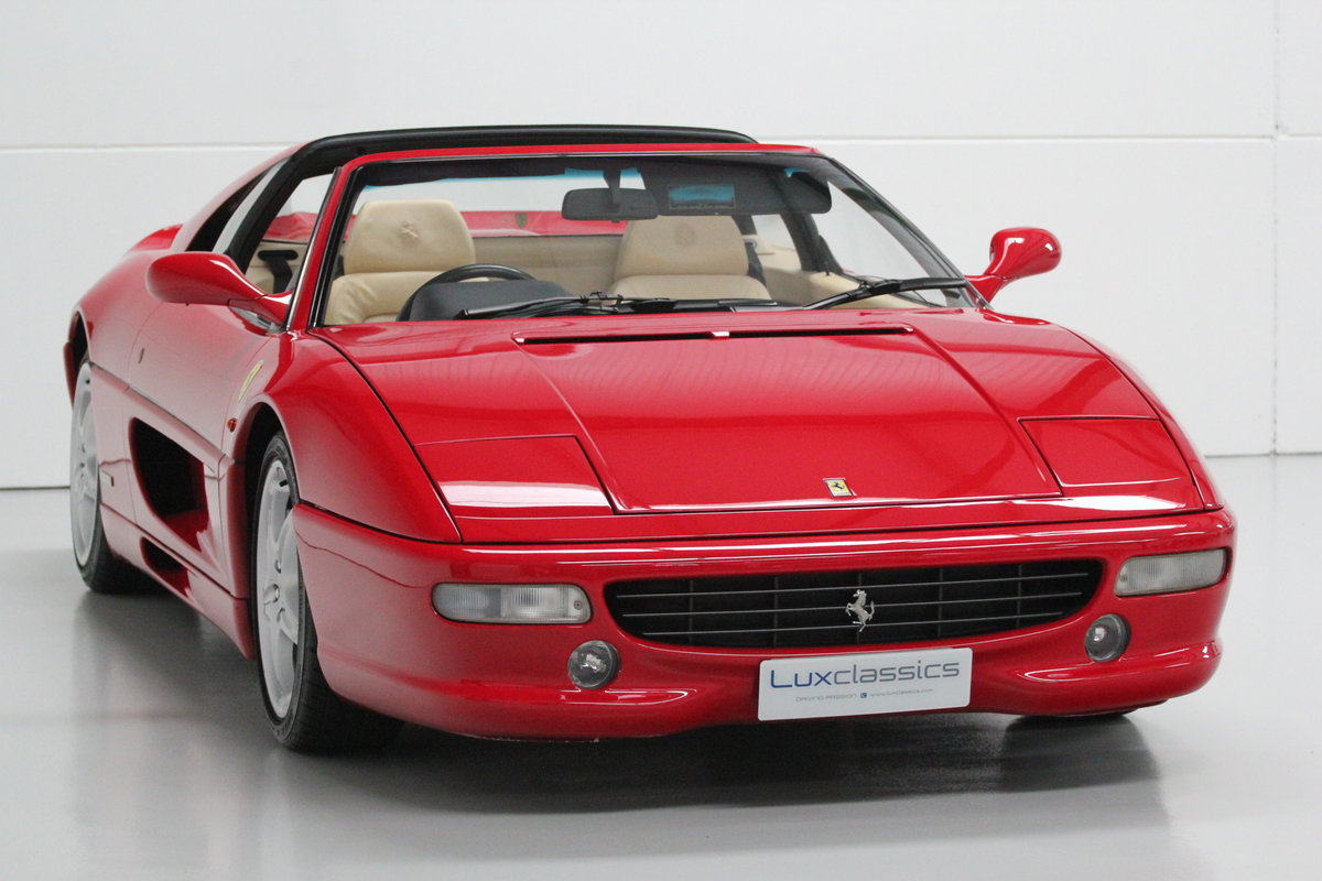 SOLD 1997 Ferrari F355 GTS RHD SOLD For Sale (picture 2 of 6)